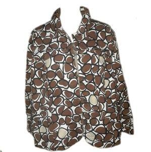Unique Vintage Cotton Denim jacket 20W